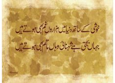 Urdu poetry shayari