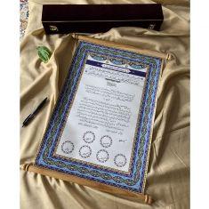 Nikahnama - Ferozi Shaam - Urdu